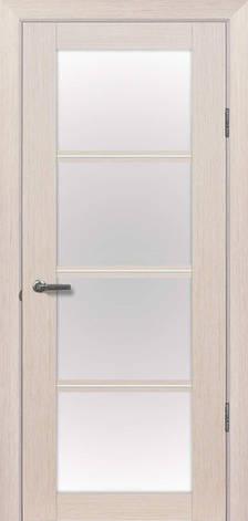 Двері МЮНХЕН L-5.M Полотно+коробка+1 до-кт наличників, шпон, фото 2