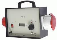 Источник для испытания масляных выключателей РИП-2