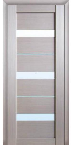Двері МЮНХЕН L-10.M Полотно+коробка+2 до-та лиштв+добір 90мм, шпон