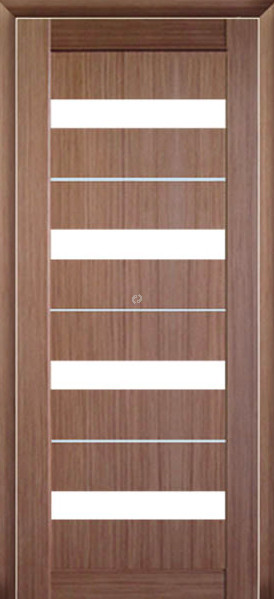 Двери МЮНХЕН L-12.M Полотно+коробка+2 к-та наличников+добор 90мм, шпон