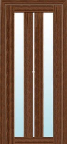 Двери МЮНХЕН T-3.M Полотно+коробка+2 к-та наличников+добор 90мм, шпон , фото 2
