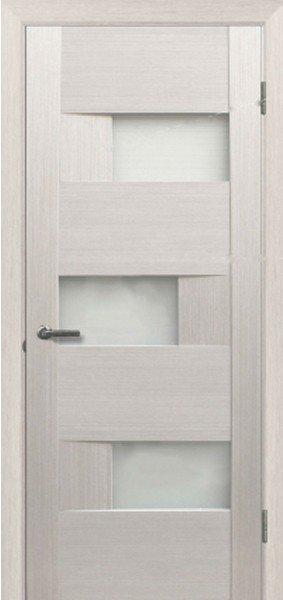 Двері МЮНХЕН L-20.S Полотно+коробка+2 до-та лиштв+добір 90мм, шпон