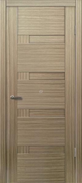 Двері МЮНХЕН L-22.S Полотно+коробка+2 до-та лиштв+добір 90мм, шпон