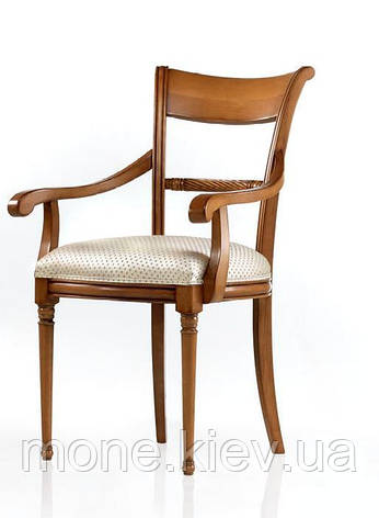"Итальянский стул с подлокотниками  ""Torciglione"", фото 2"