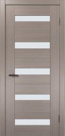 Двери МЮНХЕН L-38.S Полотно+коробка+1 к-кт наличников, шпон, фото 2