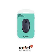 Мышка Logitech M100 Gray (910-005003)