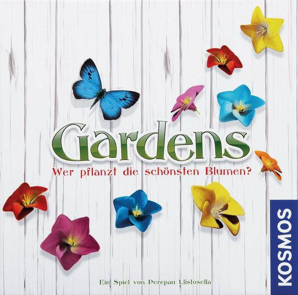 Настольная игра Gardens