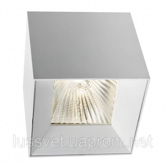 Квадратний точковий накладний світильник LED SpectrumLED CEL33 ZOSMA 3 square PRO 19,5 W (білий)