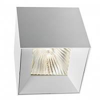 Квадратний точковий накладний світильник LED SpectrumLED CEL33 ZOSMA 3 square PRO 19,5 W (білий), фото 1