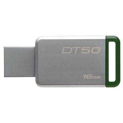 USB флеш накопитель Kingston 16GB DT50 USB 3.1 (DT50/16GB), фото 2