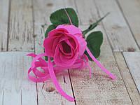 Цветок роза из мыла ( подарок на 8 марта )