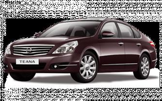 Nissan Teana 2008-2014 гг.