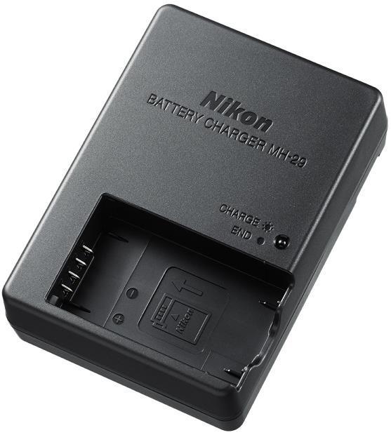 Зарядное устройство NIKON MH-29 для аккумуляторов EN-EL20a (оригинал)