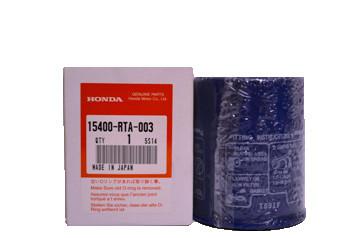 Фильтр масляный HONDA 15400-RTA-003