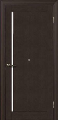 Двери МЮНХЕН T-5 Полотно+коробка+1 к-кт наличников, шпон, фото 2