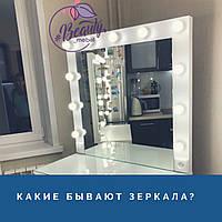 Какие бывают зеркала?