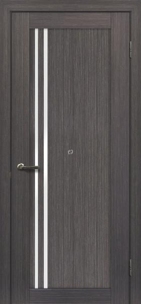 Двери МЮНХЕН T-8 Полотно, шпон, срощенный брус сосны