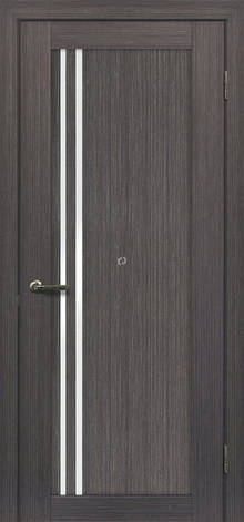 Двери МЮНХЕН T-8 Полотно+коробка+1 к-кт наличников, шпон , фото 2