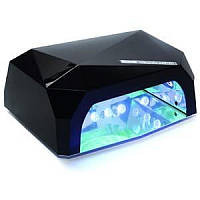 УФ лампа Diamond LED+CCFL 36 W (чорна)