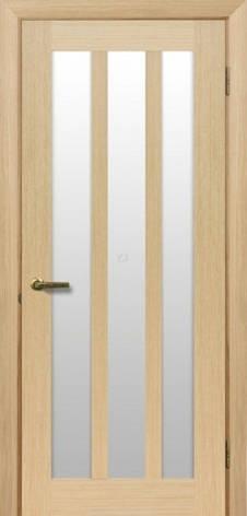 Двери МЮНХЕН T-14 Полотно+коробка+1 к-кт наличников, шпон, фото 2