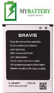 Оригинальный аккумулятор АКБ (Батарея) для Bravis Mega 2100 mAh 3.8V