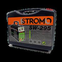 Инверторный сварочный аппарат STROMO SW295B +кейс+табло