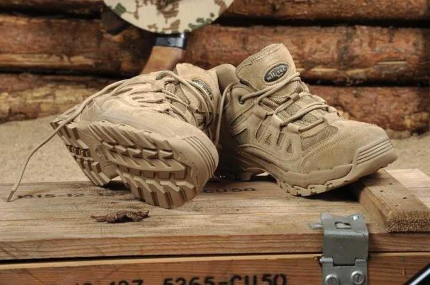 Кроссовки Mil-Tec Trooper 2,5 койот, Германия (оригинал) 40 (12823505 40)