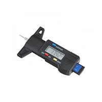 Глубиномер цифровой, измеритель глубины протектора шин Digital 0-25мм (D-001)