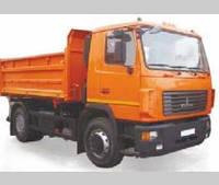 Самосвал МАЗ-5550С5-520-021, -580-021 (Е-5)
