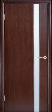 Двері ГЛАЗГО-1 Полотно, шпон, зрощений брус сосна, фото 2