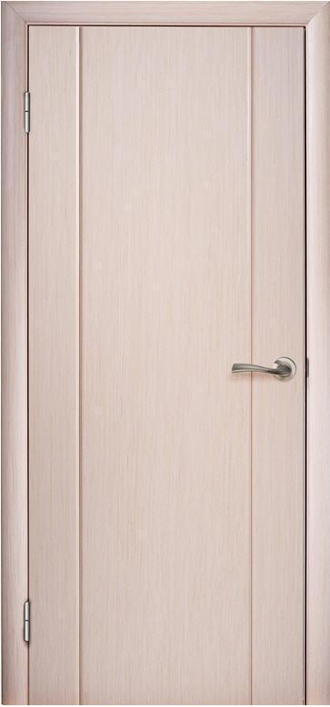 Двері ГЛАЗГО-ПГ Полотно, шпон, зрощений брус сосни