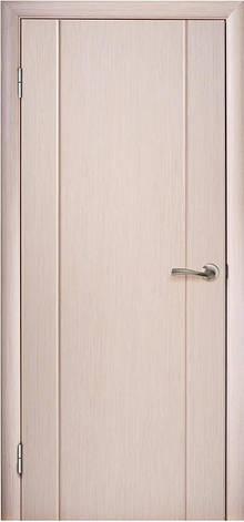 Двері ГЛАЗГО-ПГ Полотно, шпон, зрощений брус сосни, фото 2