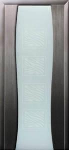 Двери ГРАЦИЯ Полотно, шпон, срощенный брус сосны , фото 2