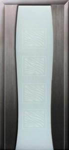 Двери ГРАЦИЯ Полотно+коробка+2 к-та наличников+добор 90мм, шпон