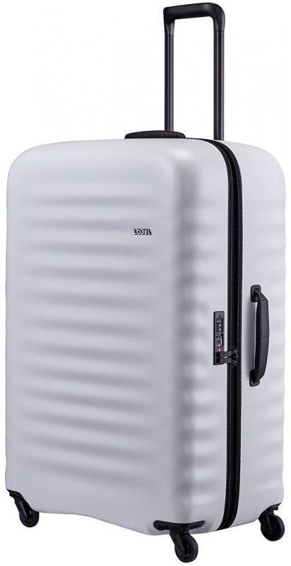 Пластиковый чемодан Lojel ALTO Lj-CF1793L_GR, 115 л