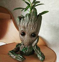 Супергеройский подарок малыш Грут (цветочный горшок, Стражи Галактики)