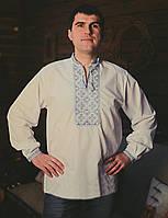Этническая мужская вышиванка