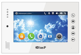 IP домофон BAS-IP AN-07 v3