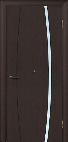 Двери ИДЕАЛ-1 Полотно+коробка+1 к-кт наличников, шпон