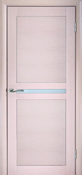 Двері СІТІ ПГ Полотно, шпон, зрощений брус сосни