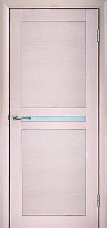 Двері СІТІ ПГ Полотно, шпон, зрощений брус сосни, фото 2