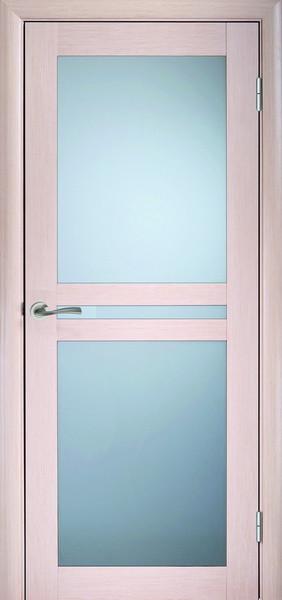 Двері СІТІ Полотно+коробка+1 до-кт наличників, шпон