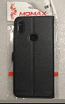 Чехол Книга Momax для Xiaomi redmi S2 Black, фото 3
