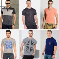 Мужские футболки, майки, безрукавки