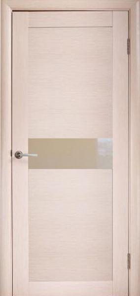 Двери МИЛАНО D-2 М ПО Полотно+коробка+1 к-кт наличников, шпон