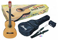 Ibanez GA3NJP NT набор гитариста, классическая гитара и аксессуары