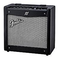 "Fender Mustang I V2 комбоусилитель для электрогитары, 20Вт, 1х8"""