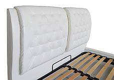 """Кровать Вегас (с пуговицами) (комплектация """"Комфорт"""") с подъем.мех., фото 3"""