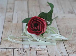 Цветок роза из мыла ( подарок на 14 февраля ), фото 2