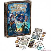 Настольная игра Lords of Waterdeep: Scoundrels of Skullport, фото 2